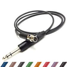 Premium Braided AKG Headphone Cable. K141 K171 K181 K240 K271 K702 Q701 HDJ 2000