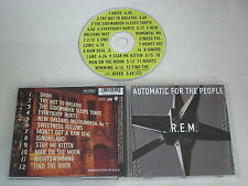 r.e.m. Automatic for the People (Warner Bros.9362-45055-2 ) CD Album