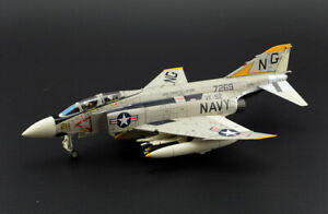 Air Commander F-4J Phantom II, USN VF-92 'Silver Kings', NG211, 1972. AC1006