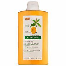 Klorane Mango Butter Nourishing Shampoo / Gentle Cleanser for Dry Hair 13.5 oz