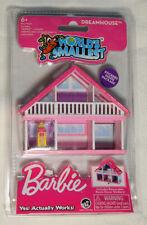 World's Smallest Barbie Dreamhouse - Pink Dress - Dollhouse & Doll For Dolls