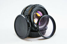 **GREAT** PENTAX SMC Pentax-A 50mm f/1.7 Manual Focus Prime Lens for K Mount SLR