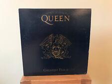 LASERDISC - Queen Greatest Flix II - CLV Digital (NTSC) - Index (TOLW-3098)