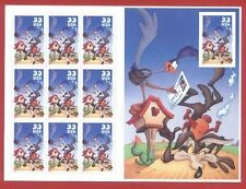 Postfrische Briefmarken aus Nordamerika mit Comic-Motiv