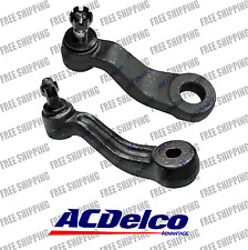 ACEDELCO Front Steering Pitman and Idler Arm For 2WD 4WD Truck Chevrolet GMC