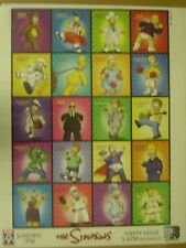 2010 Homer Simpson - The Simpsons Fox 9 KMSP Poster 16x20 inches