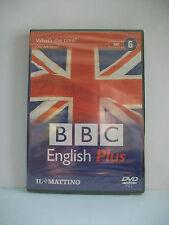 BBC ENGLISH PLUS vol. 6 [corso di inglese in cd rom]