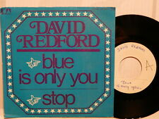 DAVID REDFORD Blue is only you 35697 TEST PRESSING