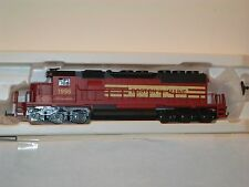 HO IHC TRAIN  EMD SD40 BOSTON AND MAINE LOCO  #1996 IHC  BOSTON & MAINE IHC AHM