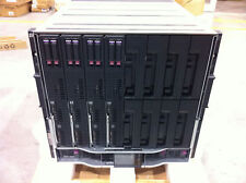 HP Integrity BLc7000 with 4x HP Integrity BL860c Blades
