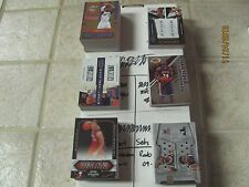 2010-11 Panini Contenders Insert complete set 1-30 Starting Blocks