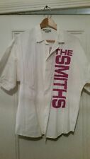 The Smiths - Meat Is Murder Super Rare shirt original 80s (Morrissey/Johnny Marr