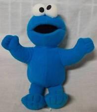 "Fisher-Price Sesame Street COOKIE MONSTER 8"" Plush STUFFED ANIMAL Toy"