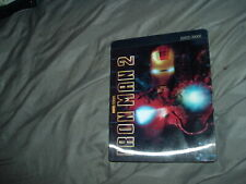 Iron Man 2 Metal Pak BLu-Ray + DVD with Lenticular 3D Cover only 30,000 made
