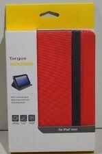 New Targus kickstand CASE for IPAD MINI 16GB 32GB 64GB WiFi THZ18401US Color RED