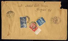 1939 Strzyzown Poland Registered cover to USA