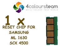 1x TONER RESET CHIP PER SAMSUNG SAMSUNG ML 1630 ML1630 ml1631 SCX 4500 4501