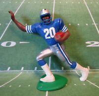 1990  BARRY SANDERS Starting Lineup (SLU) Football Rookie Figure - DETROIT LIONS