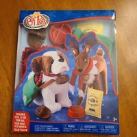 Elf Pets ELF ON THE SHELF accessories for dog reindeer (no pets just accessories