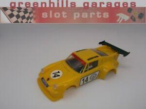 Greenhills Scalextric France Porsche Carrera Turbo C155 Body Shell - Used - S...