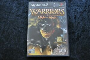 warriors of might and magic playstation 2 ps2