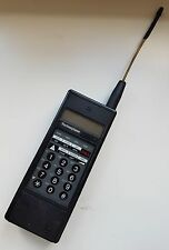 Technophone PC105AM 1986 Rare Vintage Mobile Phone Brick Excell AMPS Australia