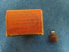 1940-42 DODGE CHRYSLER PLYMOUTH DESOTO SAFETY CATCH GLOVE BOX DOOR KNOB NOS  118