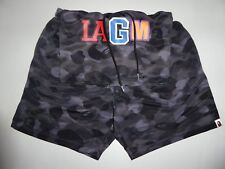 16171 bape stampd swim shorts XL