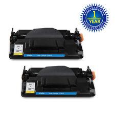 2 Pack CF287A Toner For HP 87A LaserJet Enterprise M506dn M506n M506x M506dn