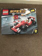 LEGO Speed Champions Scuderia Ferrari SF16-H 2017 (75879) NEW AND SEALED