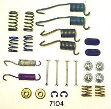 Drum Brake Hardware Kit-Drum Rear,Front Better Brake 7104