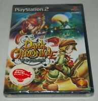 NEW ! PlayStation 2 Dark Chronicle Japan import PS PS2 JP factory sealed