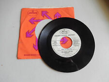 THE MERRY MELODY SINGERS physical fitness /what a country PROMO MERCURY   45