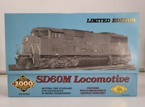 Proto 2000 30181 HO Scale Union Pacific SD60M Diesel Engine #6344 w DCC EX/Box