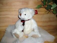 "Russ Berrie 10"" Ribbons plush bear Baby soft Toy 4976"