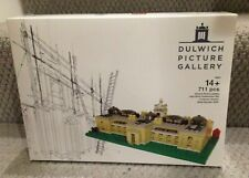 LEGO CERTIFIED PROFESSIONAL DULWICH PICTURE GALLERY BRIGHT BRICKS RARE LIMITED