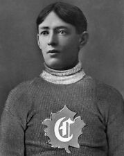 1910 Montreal Canadiens GEORGES VEZINA Glossy 8x10 Photo Goalie Print Poster