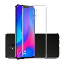 Huawei Mate 20 Lite Handyhülle Silikon Schutzhülle Case Slim Cover transparent