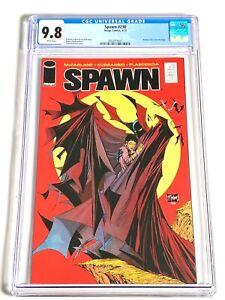 SPAWN #230 CGC 9.8 MCFARLANE BATMAN #423 HOMAGE COVER