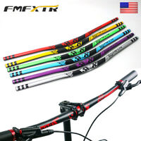 DH Bike Extra Long Handlebars 31.8*780mm MTB Mountain Bicycle Riser Bar Aluminum