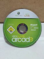 XBOX Live ARCADE COMPILATION DISC PAC MAN CLASSIC RETRO GAMES Xbox DISC ONLY