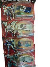 Transformers RID Robots In Disguise lot Side Burn Takara Prowl X-Brawn Prowl