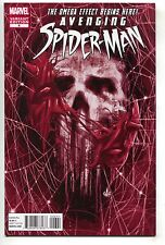Avenging Spider-Man 6 Marvel NM 1:15 Marco Checchetto Variant Punisher Daredevil