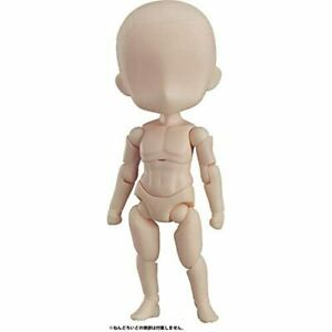 Nendoroid Doll archetype: Man (cream) Action Figure w/ Tracking NEW