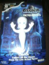 Casper The Friendly Ghost Movie (1995) Tyco Casper Bendable Figure, new, sealed
