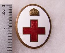 Hungary WW II Red Cross Badge