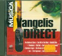 Vangelis - Direct Italy Press Rare Cd Ottimo