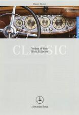 Prospekt D GB Mercedes Benz Classic Center Extra 1 00 2000 630 K 380 230 SL 300