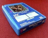 OHIO PLAYERS - Quadraphonic  8 Track  - ECSTASY - Play Tested Excellent- Quad Q8