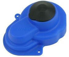 RPM Getriebe-Abdeckung blau TRX Rustler, Stampede, ... #RPM80525